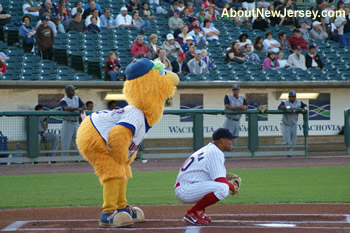 Lakewood BlueClaws Number One Fan - Buster