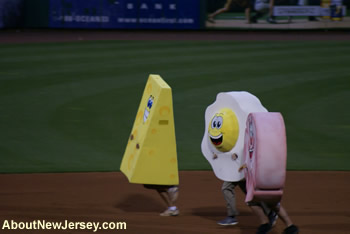 Egg, Cheese and Pork Roll Race