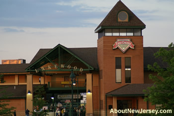 First Energy Park - Home of the Lakewood BlueClaws