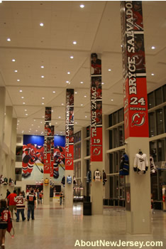 Prudential Center Concourse