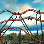 "Six Flags Great Adventure's ""Total Mayhem"""