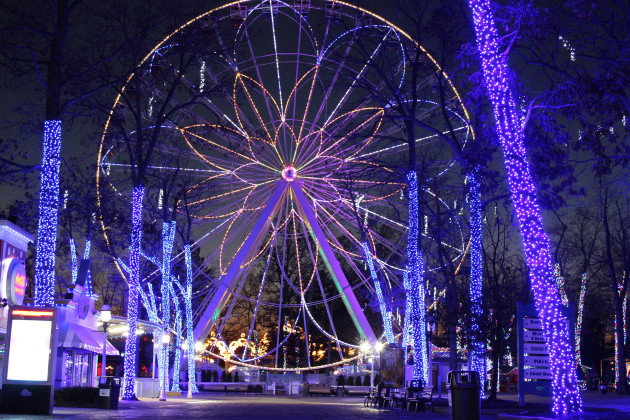 Holiday in the Park - Polar Point with Big Wheel