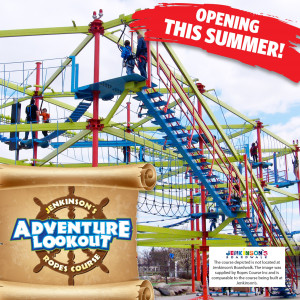 Jenkinsons Adventure Lookout coming in 2016