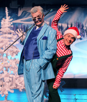 Holiday in the Park - Jack Frosts Magical Christmas