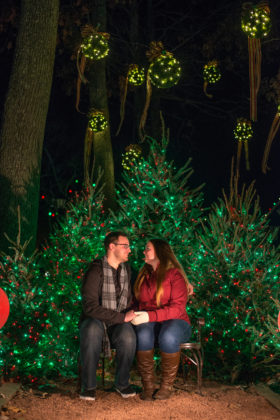 Holiday in the Park - Mistletoe Moments in Holiday Memories