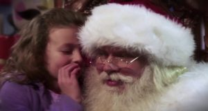 Holiday in the Park - Meeting Santa Claus