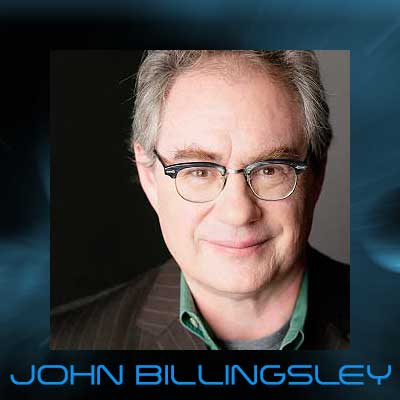 John Billingsley - Dr. Phlox Of Star Trek: Enterprise