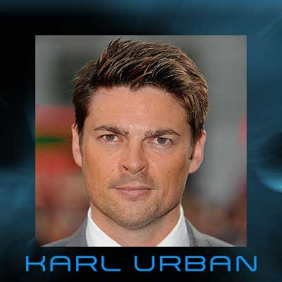 "Karl Urban - ""Bones"" Of The New Star Trek Films"