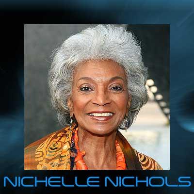Nichelle Nichols - Uhura Of Classic Star Trek