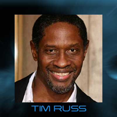 Tim Russ - Tuvok Of Star Trek: Voyager